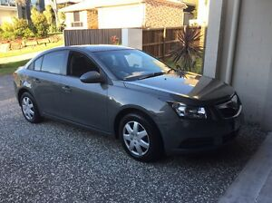 Holden Cruze Cannon Hill Brisbane South East Preview