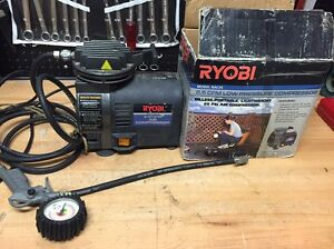 RYOBI LOW PRESSURE OILLESS AIR COMPRESSOR MADE IN ITALY Shell Cove Shellharbour Area Preview