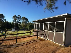 Self or part care horse Agistment Available Priestdale Logan Area Preview