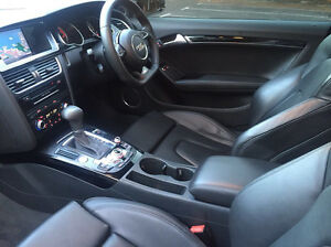 Audi A5 2014 MY14 8T S Line with S Tronic 7Speed Quattro 2.0T Mount Sheridan Cairns City Preview