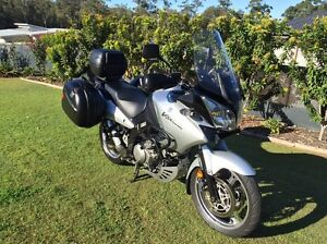 Suzuki DL1000 V-Strom Adventure Touring Bike, Needs new home asap Glass House Mountains Caloundra Area Preview