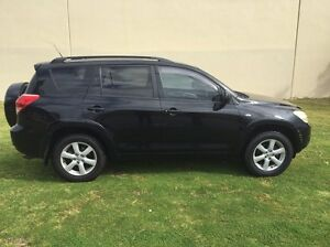 """Toyota RAV4 4WD Cruiser Pack """"Low KM's!!!"""" Welshpool Canning Area Preview"""