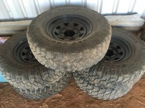 Mickey thompson tyres and rims Northam Northam Area Preview
