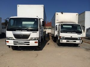Truck with permanent work Largs Bay Port Adelaide Area Preview