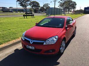 2008 Holden Astra twin top Footscray Maribyrnong Area Preview