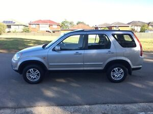 2003 Honda CR-V Sport 4x4 Automatic 6months rego Liverpool Liverpool Area Preview