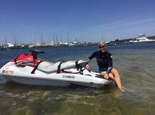 Yamaha VX  700 jetski with surf sled Scarborough Stirling Area Preview