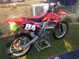 2007 Honda CR125 Kallangur Pine Rivers Area Preview