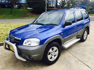 Mazda Tribute Limited 2002 Wagon Auto Low Klms Kellyville The Hills District Preview