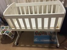 White wooden cradle Tallebudgera Gold Coast South Preview