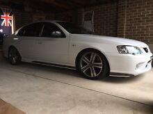 2007 Ford Falcon XR6 Turbo MK2 Kings Park Blacktown Area Preview
