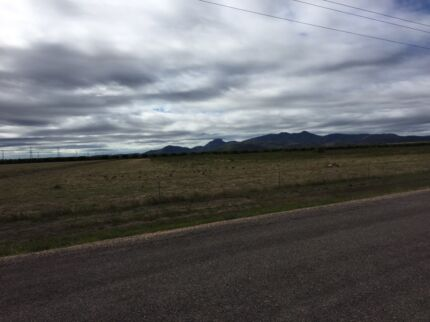 25 acre block of land available for use