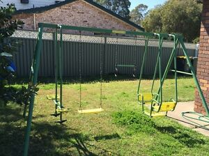 Hills Swing Set Kings Langley Blacktown Area Preview