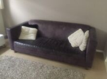 Sofa 3 seater and 2 seater available $50 each Derrimut Brimbank Area Preview