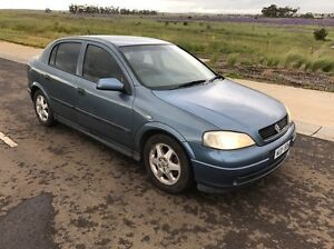 2001 HOLDEN ASTRA TS CD 1.8L AUTO - LONG REG, AIR CON, BT STEREO Wyndham Vale Wyndham Area Preview