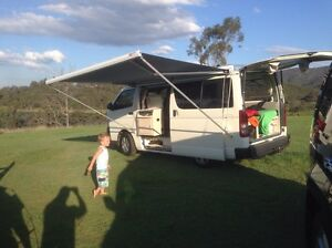 Toyota Hiace 2005 Burleigh Heads Gold Coast South Preview
