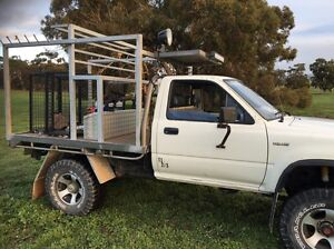 Hunting rig/swap trade Clarkson Wanneroo Area Preview