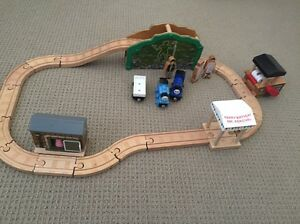 Thomas tank engine (Wooden) Kingsley Joondalup Area Preview