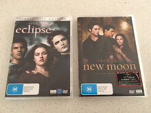 Twilight series DVDs Scoresby Knox Area Preview
