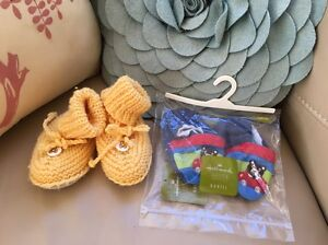 Brand new baby booties $5 Chatswood Willoughby Area Preview