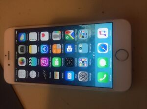iPhone 6 128gb silver unlocked Stanthorpe Southern Downs Preview