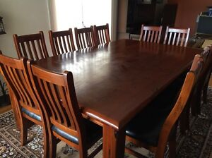 Dining Table HUGE 12-seater! Rowville Knox Area Preview