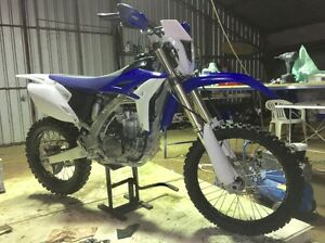 WR 450 Emu Park Yeppoon Area Preview