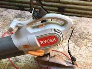 Ryobi Corded Leaf Blower Vacuum Kensington Eastern Suburbs Preview