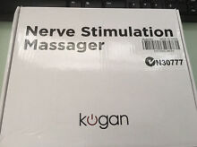 Nerve stimulation Massager cost $40 Scarborough Stirling Area Preview