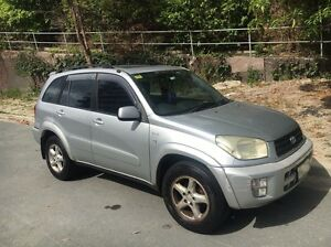 2001 Toyota RAV4 Wagon Woolloongabba Brisbane South West Preview