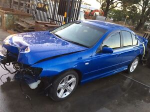 FORD FALCON BA BF TURBO St Marys Penrith Area Preview