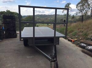3.5 ton flat top trailer Beaudesert Ipswich South Preview