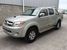 2006 Toyota hilux sr5 dual cab 4x4 d4d turbo diesel AUTO Cannon Hill Brisbane South East Preview