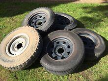 Tyres and rims Morphett Vale Morphett Vale Area Preview