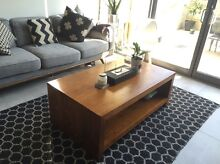 Timber Coffee Table - great condition - Mosman Pick Up Mosman Mosman Area Preview
