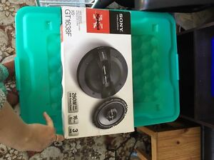 Brand new Sony explode speakers Balga Stirling Area Preview