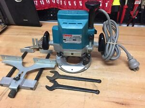 "MAKITA 3600BR 1/2"" ROUTER MADE IN JAPAN AS NEW Shell Cove Shellharbour Area Preview"