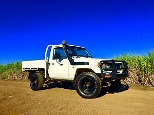 HZJ75 Toyota Landcruiser Ute 1HZ diesel ! Yatala Gold Coast North Preview