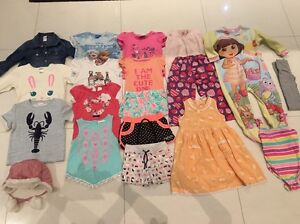 Little Girls Clothing Bundle - Size 3 Doubleview Stirling Area Preview