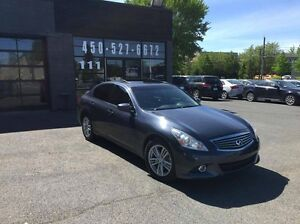 2010 INFINITY G37X CUIR - TOIT OUVRANT