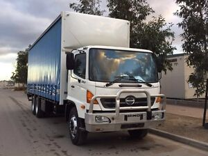 URGENT SALE HINO 2007 GH  tailgate with work Keysborough Greater Dandenong Preview
