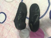 Black Energetiks size 11 jazz shoe Pimpama Gold Coast North Preview