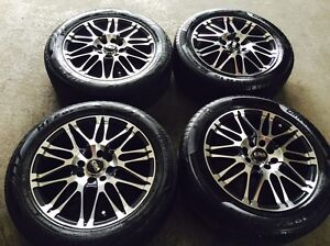 15 inch rims & tyres 4x100 Dandenong Greater Dandenong Preview
