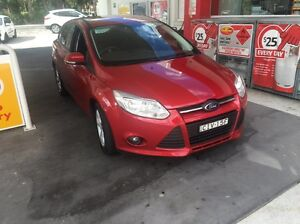 Car. Ford Focus Trend. 2012 Neutral Bay North Sydney Area Preview