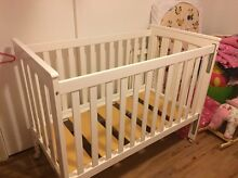 Cot and mattress Kincumber South Gosford Area Preview