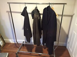 Industrial clothes hangers Woollahra Eastern Suburbs Preview