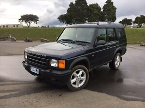 2000 Discovery 2 ES 7 seater Longford Northern Midlands Preview