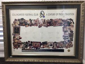 Collingwood Memorabilia Albany Creek Brisbane North East Preview