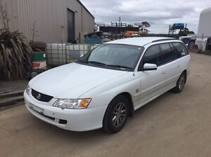 2003 Holden VY Acclaim Wagon Wrecking only Sebas Motor Wreckers Sebastopol Ballarat City Preview