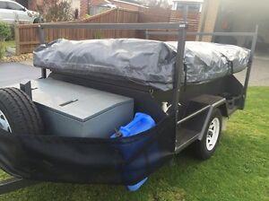 Semi off road camper trailer Rosebud Mornington Peninsula Preview